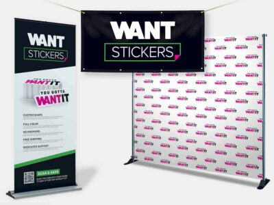 Banners & Backdrops