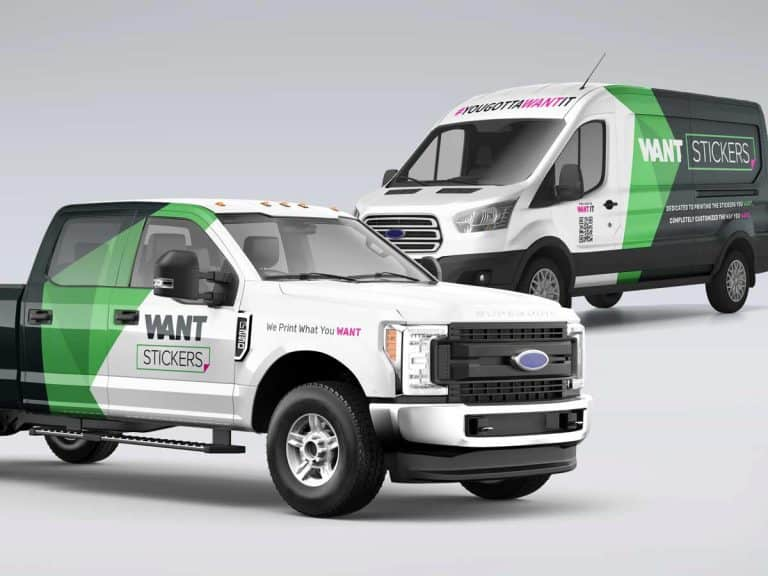 Custom Vehicle Fleet Graphics