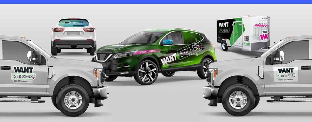 Custom Ideas for Vehicle Graphics